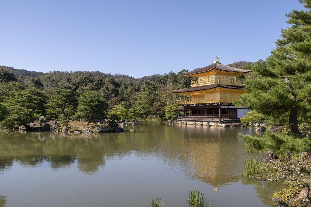 Qué ver en Kioto: Kinkaku-ji