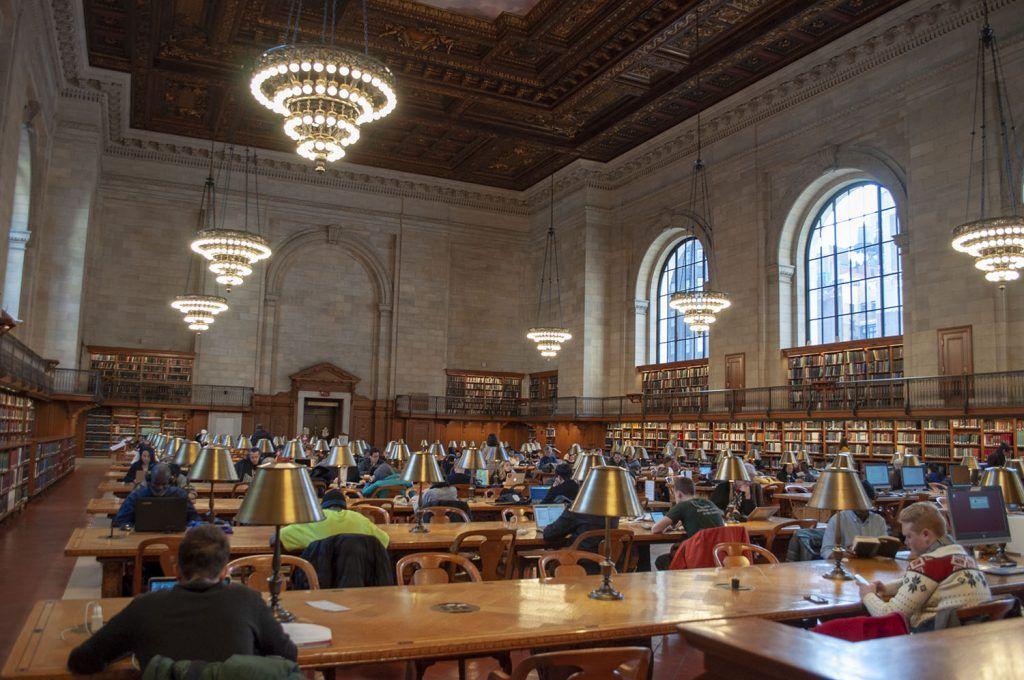 Guía de Nueva York: Biblioteca Pública de Nueva York