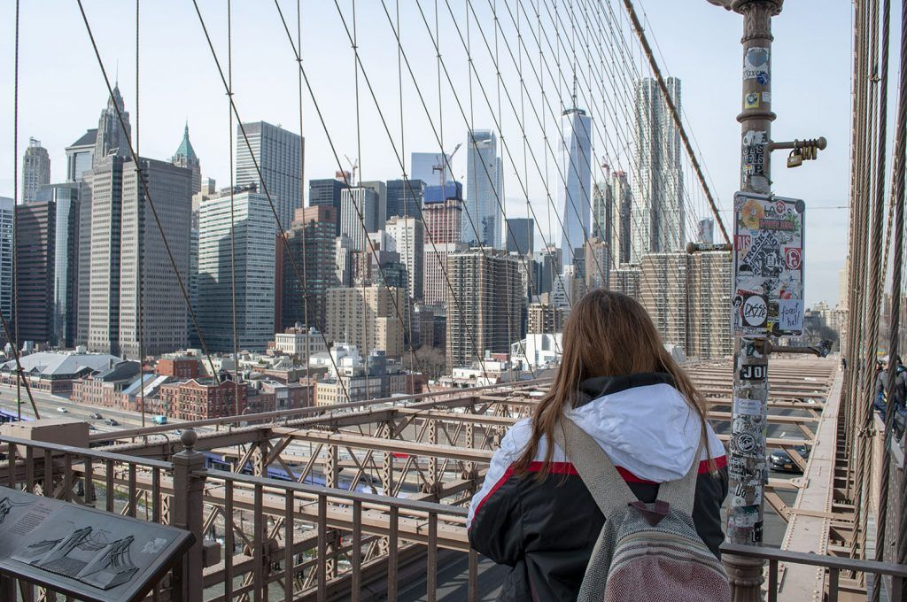 Guía de Nueva York: Puente de Brooklyn