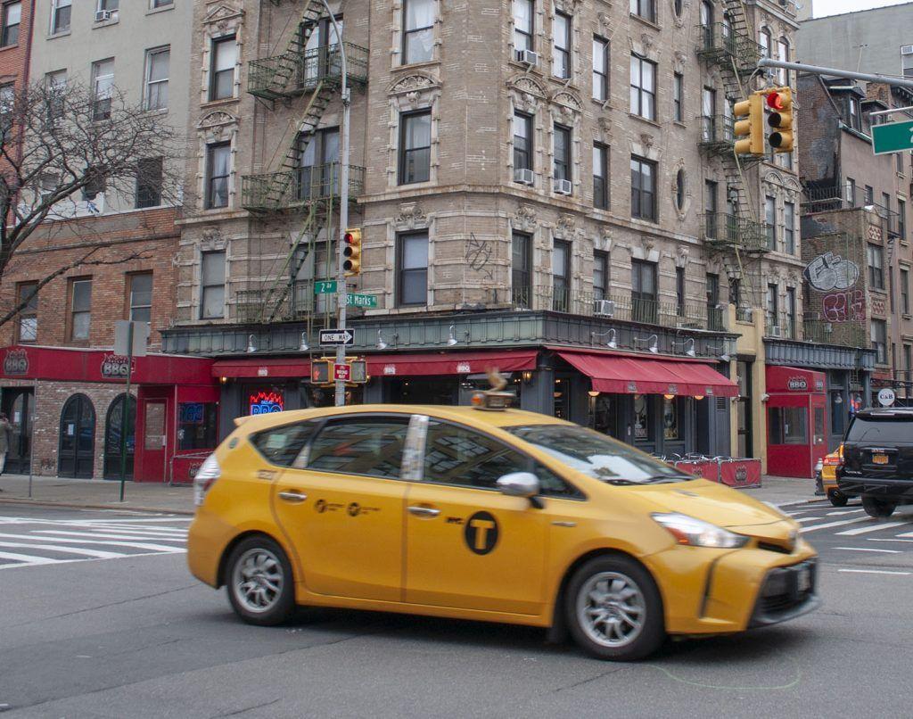 Transporte en Nueva York: taxi - lo peor de viajar a Nueva York