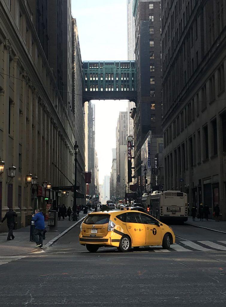 Transporte en Nueva York: taxi