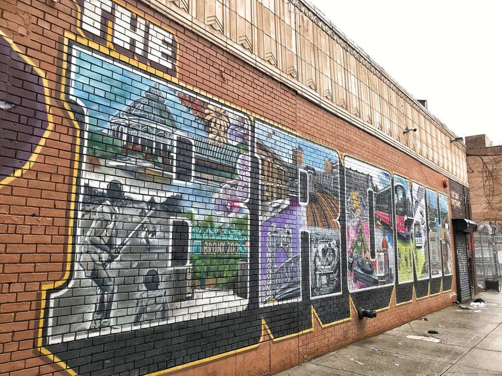 Barrios de Nueva York: Bronx