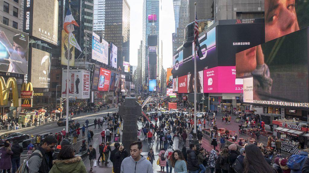 Guía de Nueva York: Times Square