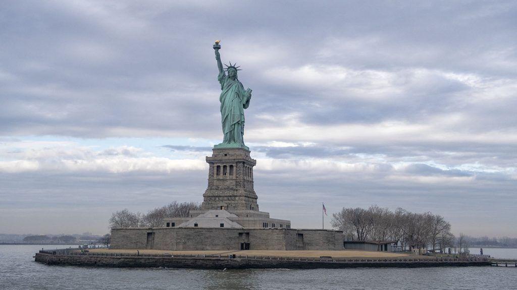Qué ver en Wall Street y Lower Manhattan: Corona de la Estatua de la Libertad