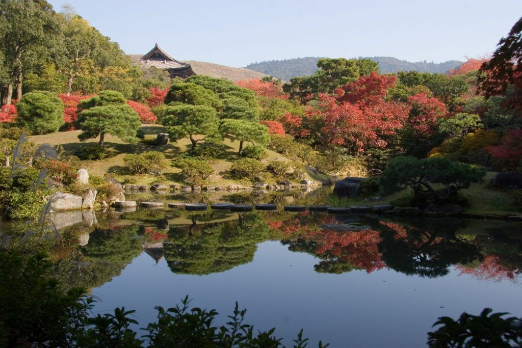 Qué ver en Nara: Jardines isuien
