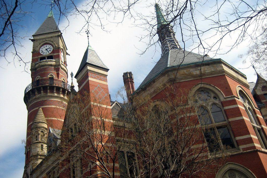 Greenwich Village: Jefferson Market Library