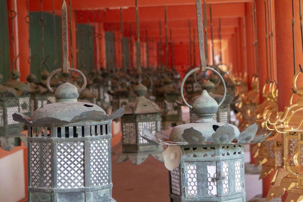 Qué ver en Nara: Kashuga Taisha