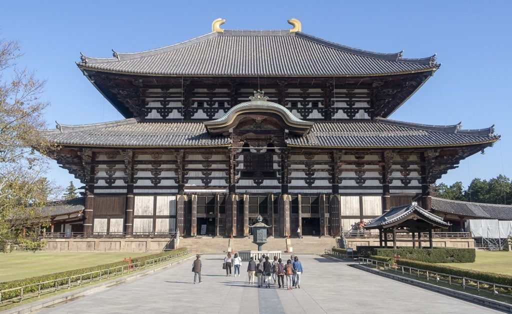 Qué ver en Nara: Todai-ji
