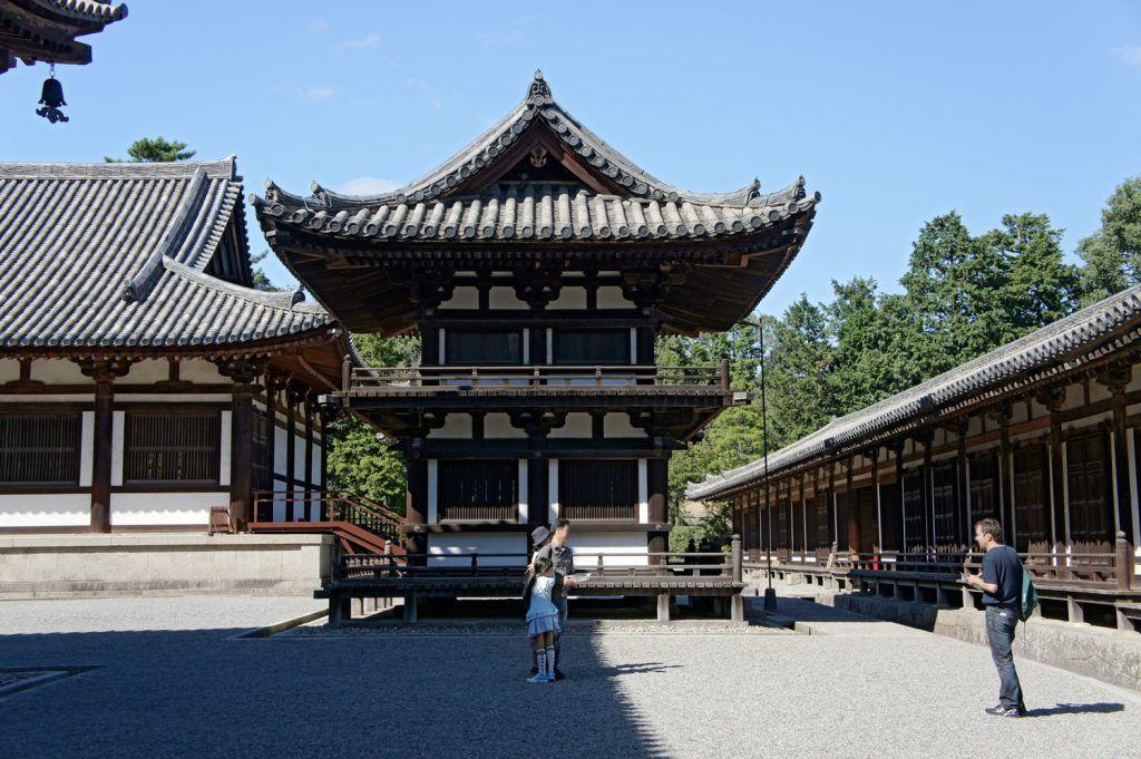 Que ver en Nara: Toshodai-ji