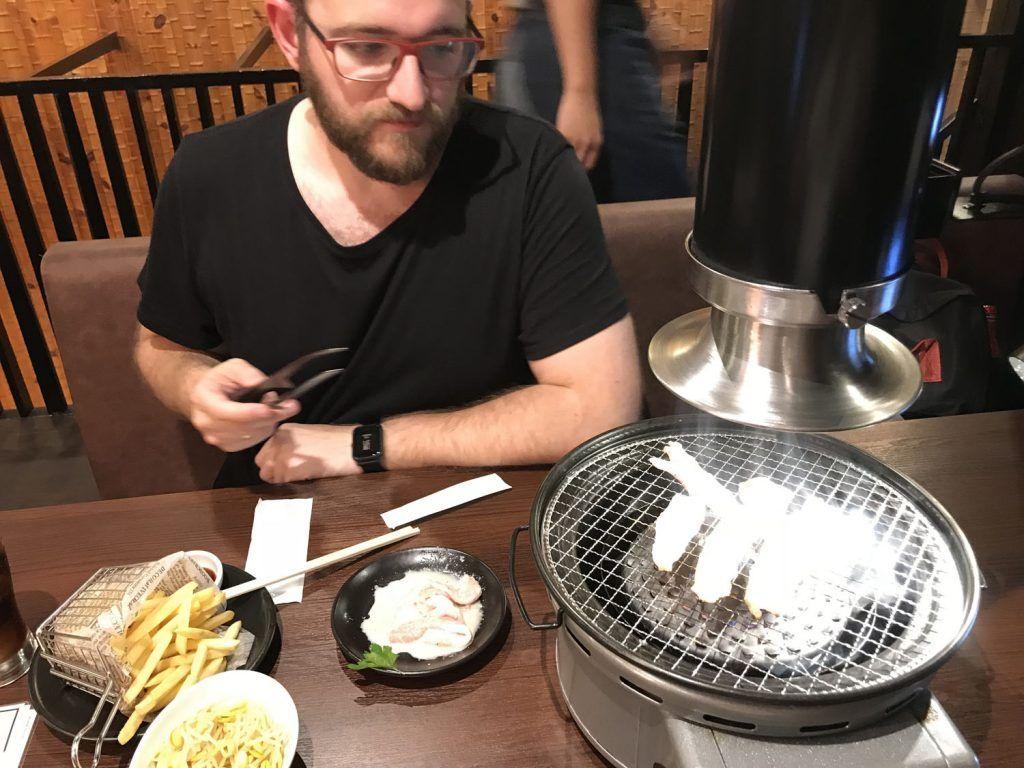 Dónde comer en Kioto: Yaruki Yakiniku