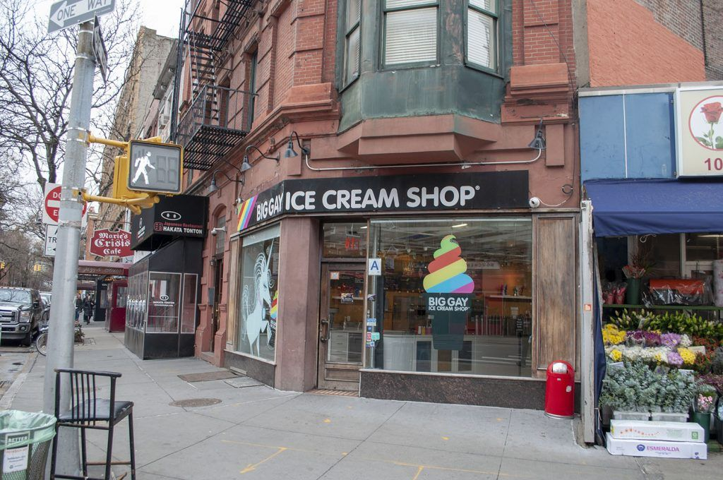 Greenwich Village: Big Gay Ice Cream