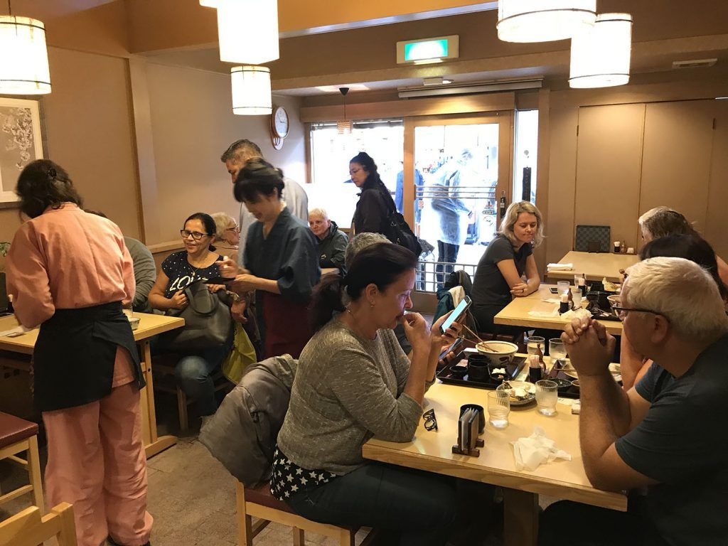 Dónde comer en Miyajima: Iwamura