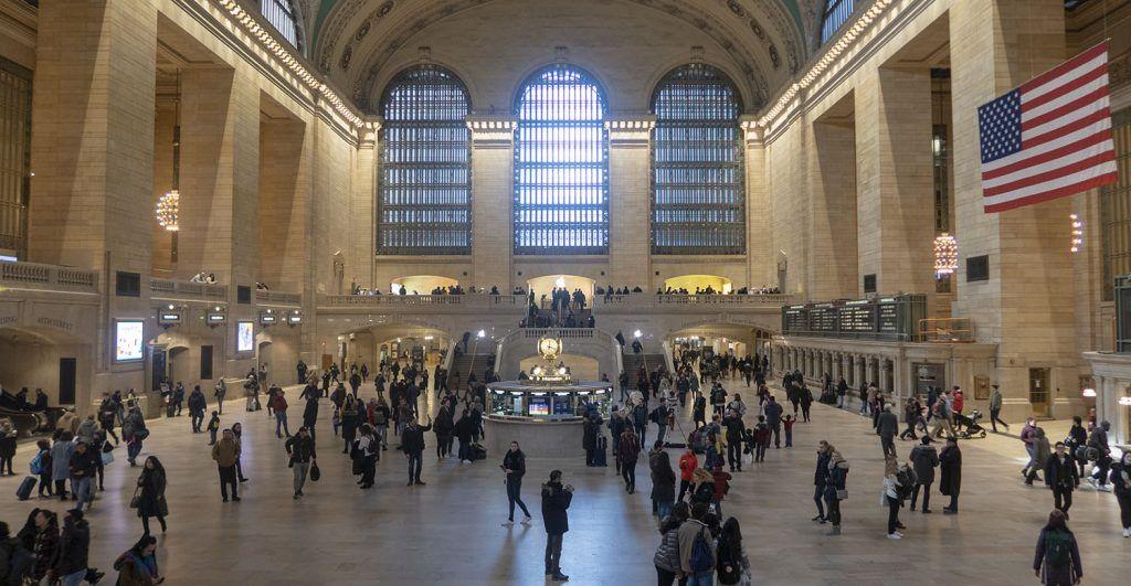 Midtown: Grand Central Terminal - Cómo ir del aeropuerto de JFK al centro de Nueva York: taxi