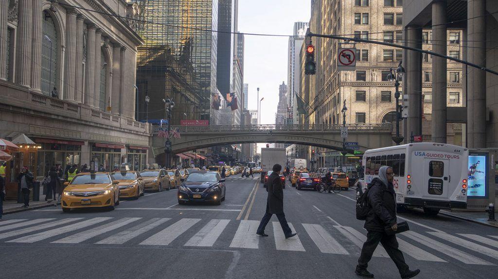 Cómo ir del aeropuerto de JFK al centro de Nueva York: furgoneta compartida