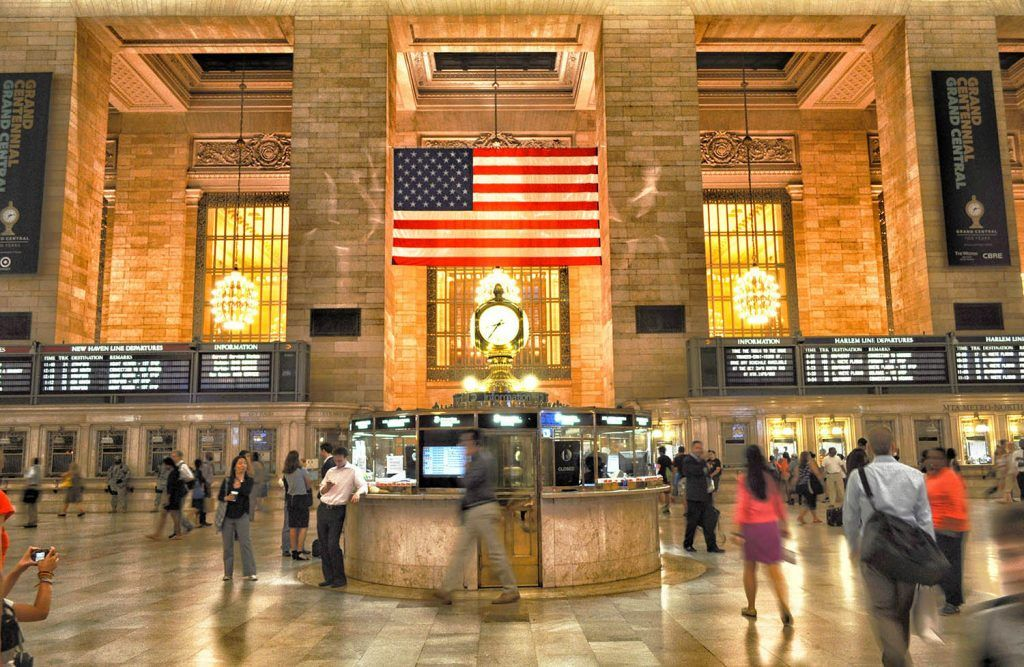 Midtown: Grand Central Terminal - dónde dormir barato en Nueva York