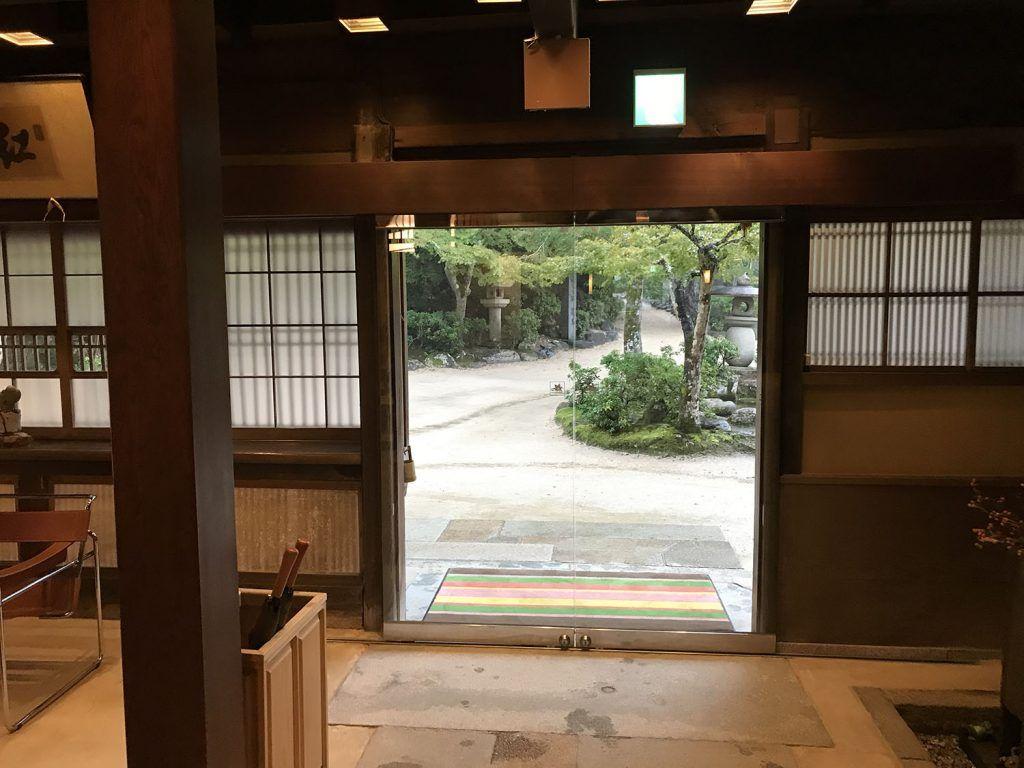 Dormir en un ryokan: Iwaso