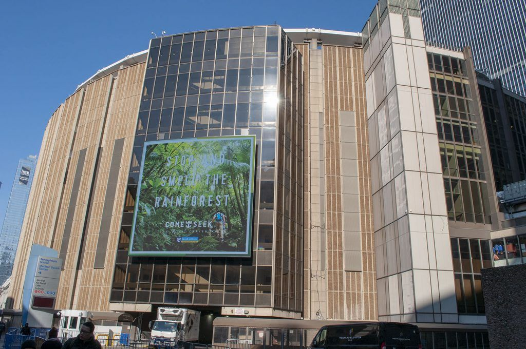 Midtown: Madison Square Garden