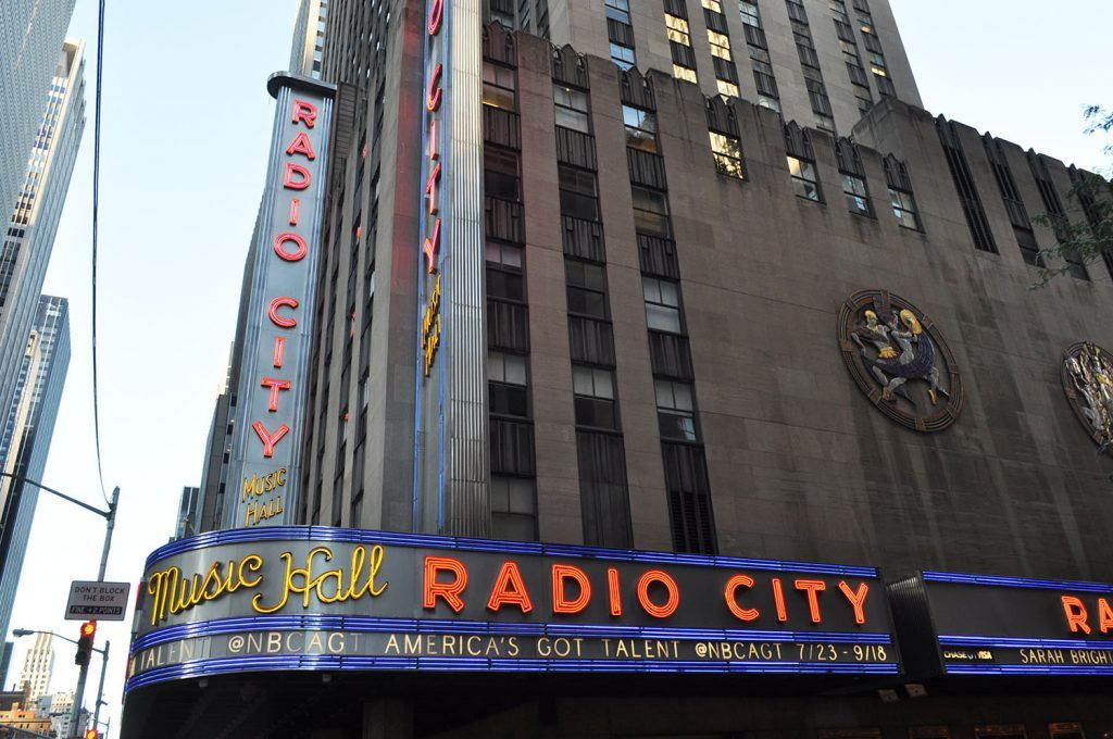 Midtown: Radio City Music Hall