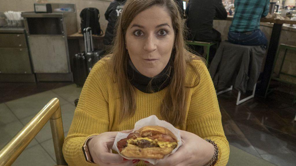 Comer en el Midtown: Shake Shack - ¿Dónde está la mejor hamburguesa de Nueva York?