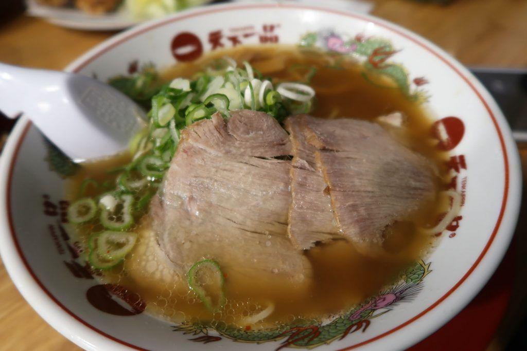 Dónde comer en Nara: ramen en Tekaippin - curiosidades de Japón