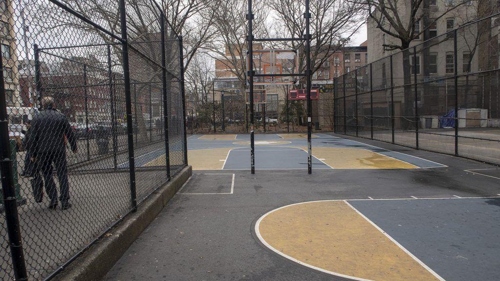 Greenwich Village: The Cage