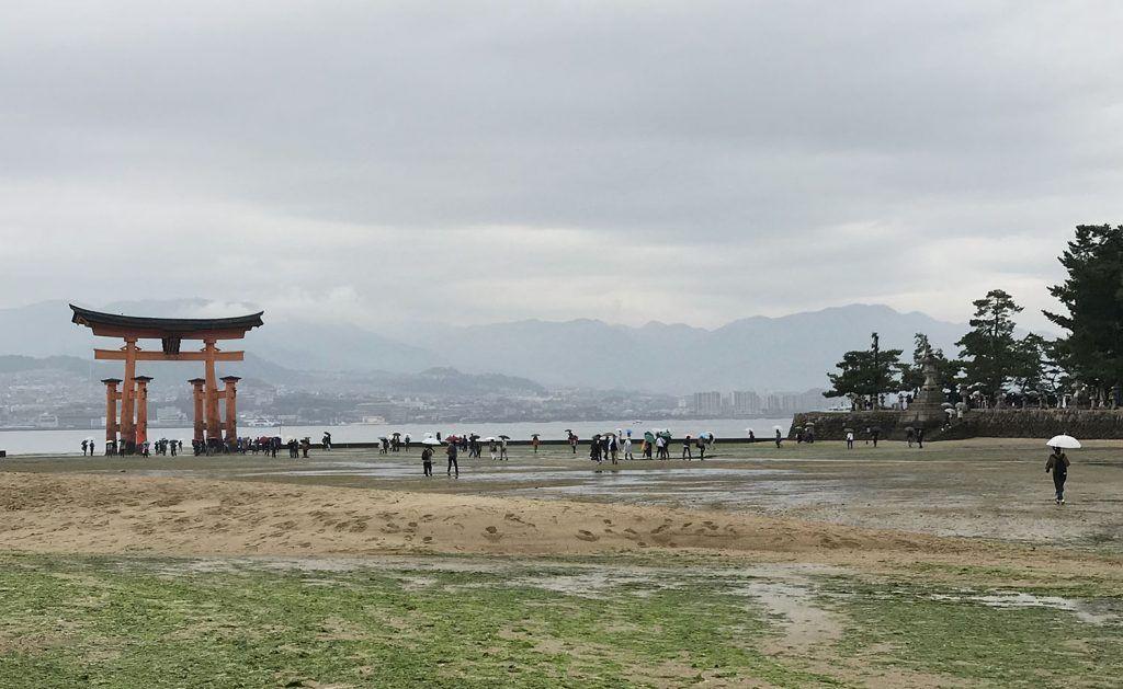 Qué ver en Miyajima: torii MiyajimaQué ver en Miyajima: torii Miyajima