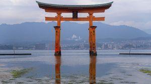 Qué ver en Miyajima: torii Miyajima - imprescindibles en Japón
