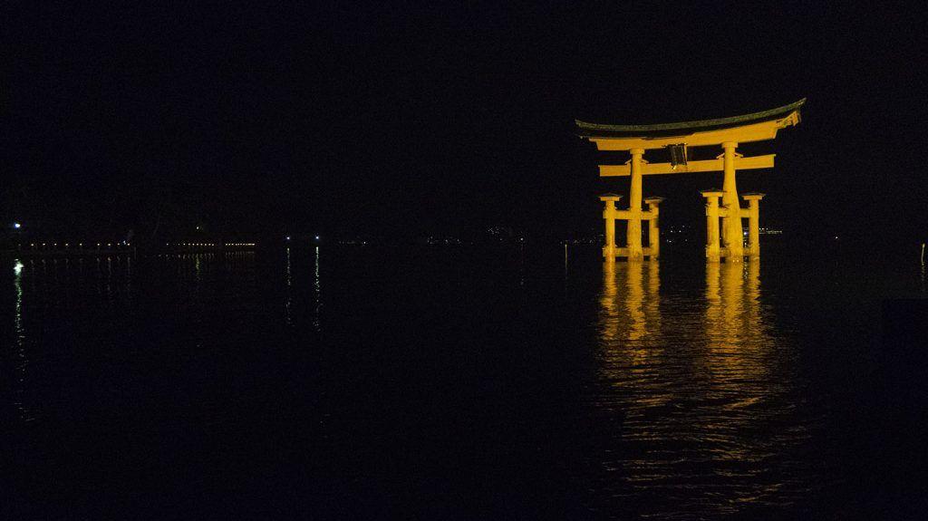 Qué ver en Miyajima: torii Miyajima