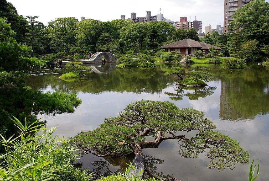 Qué ver en Hiroshima: Jardín Shukkei-en