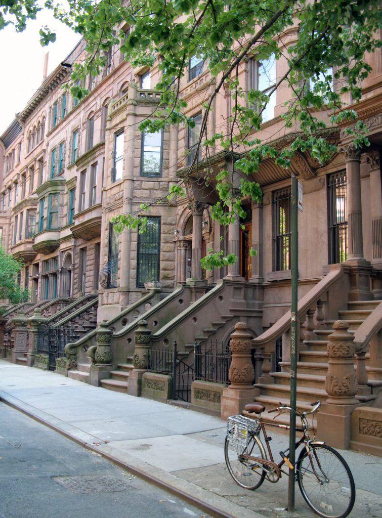 Qué ver y hacer en Harlem: Casas de Brownstone