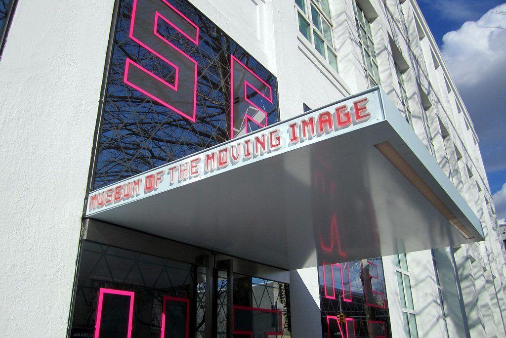 Qué ver en Queens: Museo de la Imagen en Movimiento