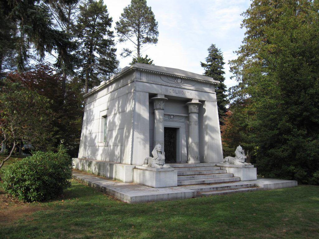 Qué ver y hacer en el Bronx: Cementerio Woodlawn