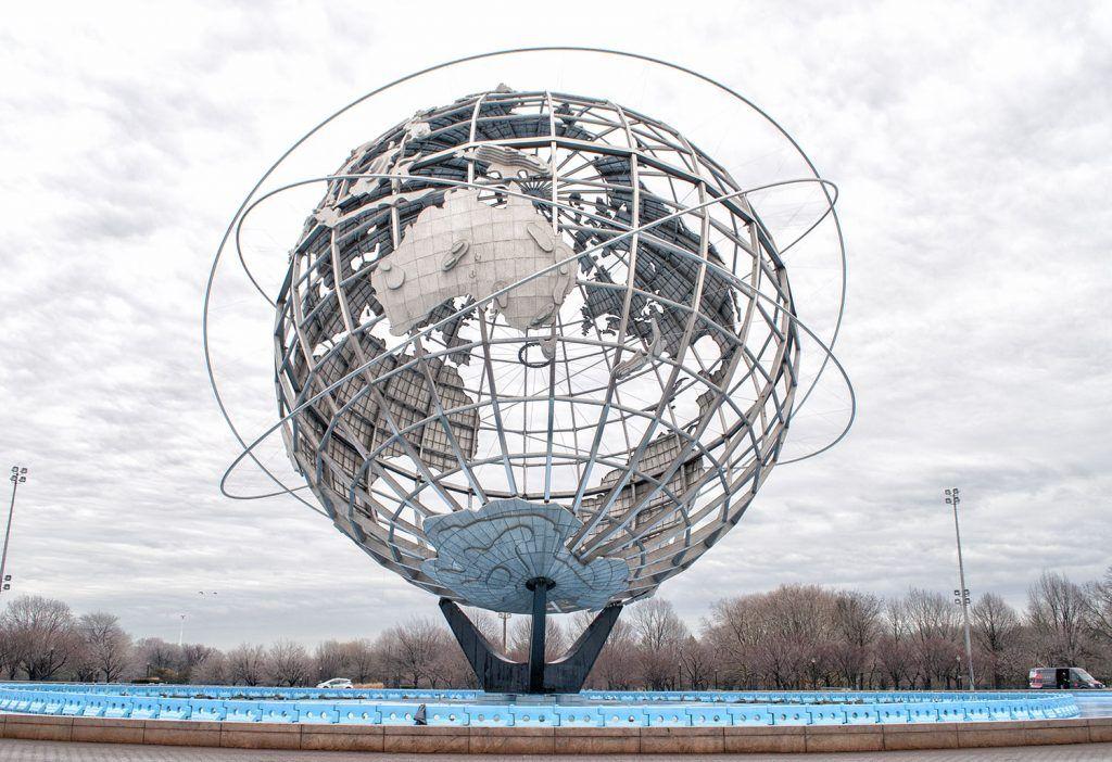 Qué ver en Queens: Unisphere - tour de contrastes - dónde dormir barato en Nueva York - mapa de nueva york