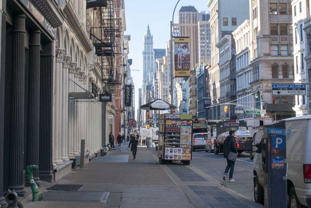 Qué ver y hacer en SoHo: Broadway Street