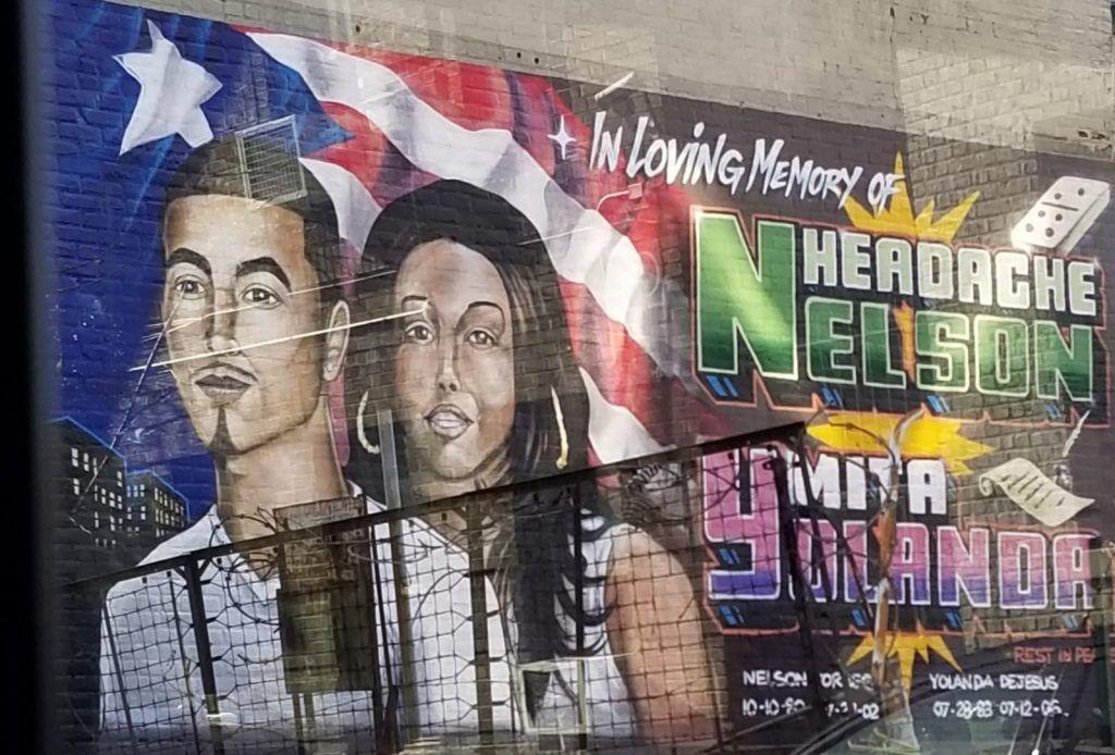 Qué ver y hacer en el Bronx: Mural de Headache Nelson