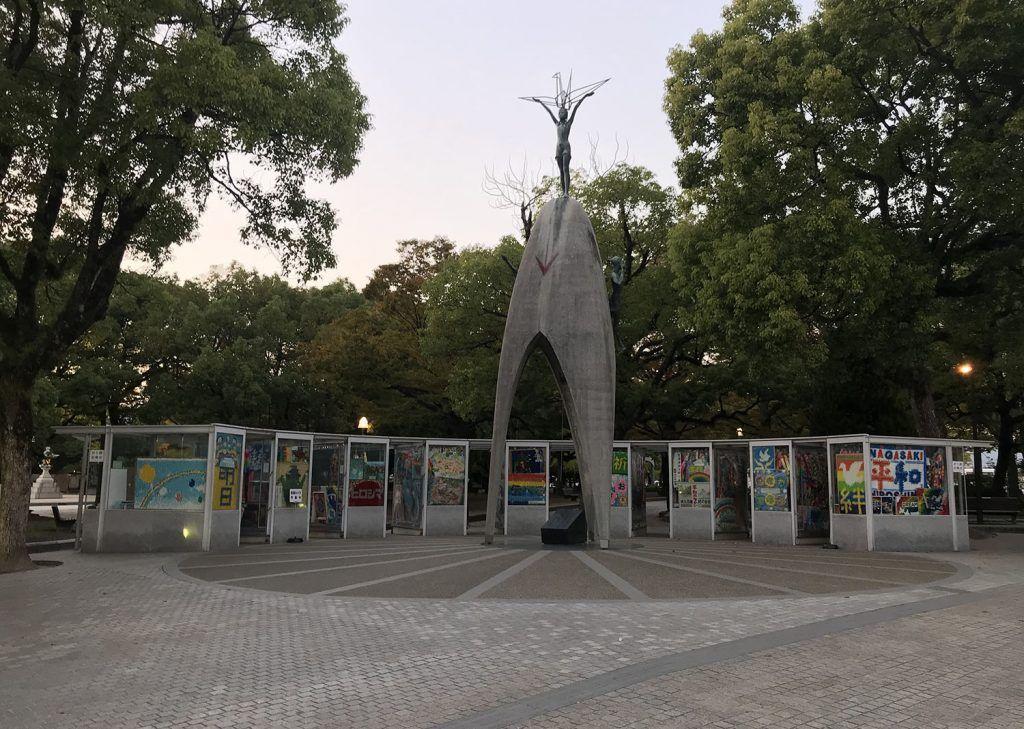 Qué ver y hacer en Hiroshima: Monumento a los Niños