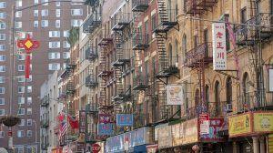 Qué ver y hacer en Chinatown - mapa de nueva york