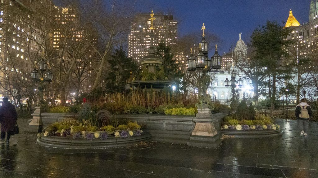 Qué ver en Wall Street: City Hall Park