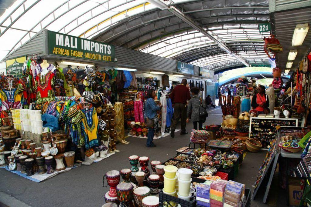Qué ver y hacer en Harlen: Malcolm Shabazz Harlem Market