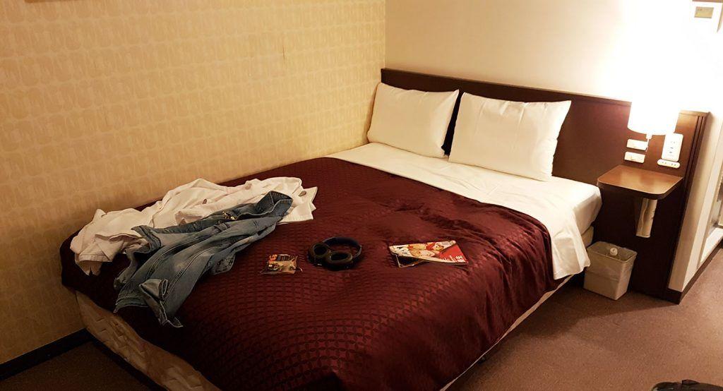 Dónde dormir en Hiroshima: Hotel Park Side - Dónde dormir en Japón