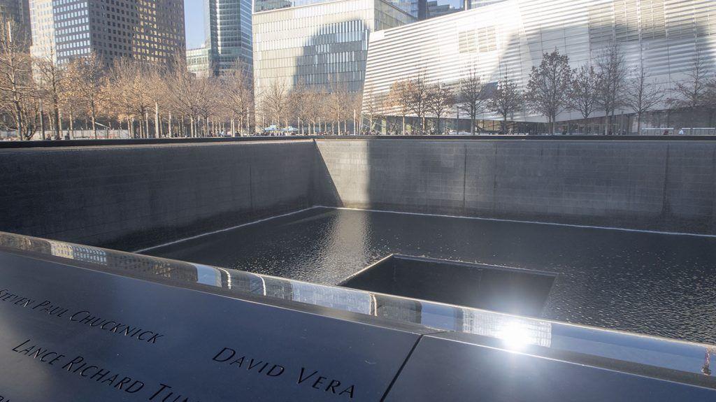 Qué ver en Wall Street: Memorial 11-S