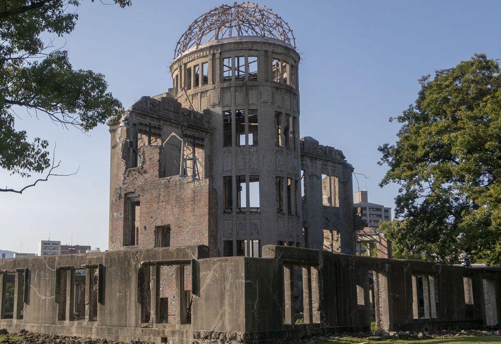 Qué ver en Hiroshima: Dome - Imprescindibles en Japón