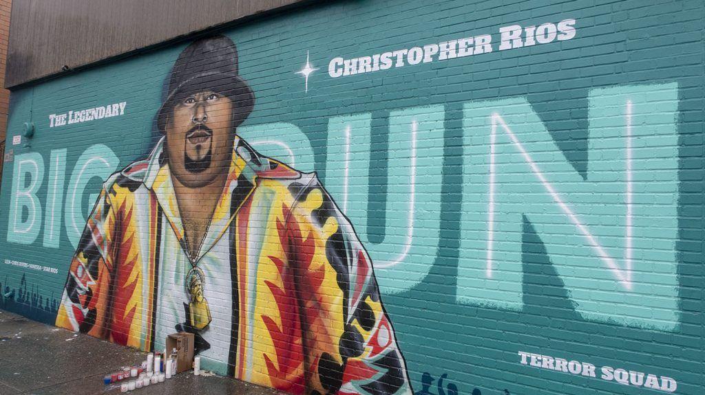 Qué ver y hacer en el Bronx: Mural de Big Pun