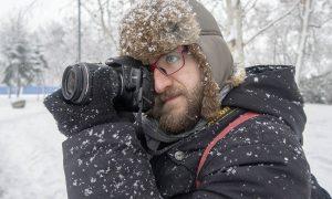 Nuestro equipo fotográfico: con todo esto grabamos y hacemos fotos