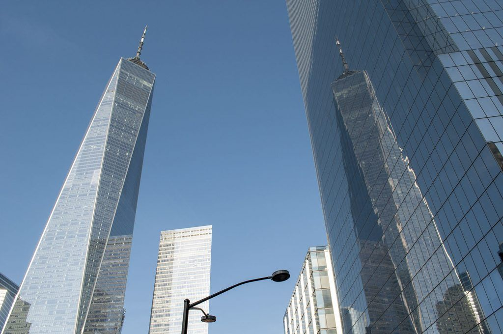 Qué ver en Wall Street: One World Trade Center