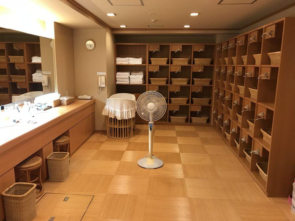 El onsen del Iwaso