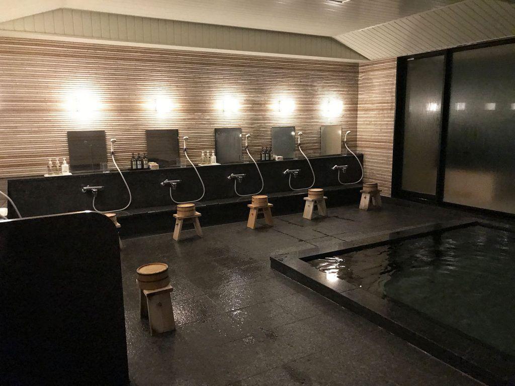 El onsen del Iwaso - mejores cosas de viajar a Japón