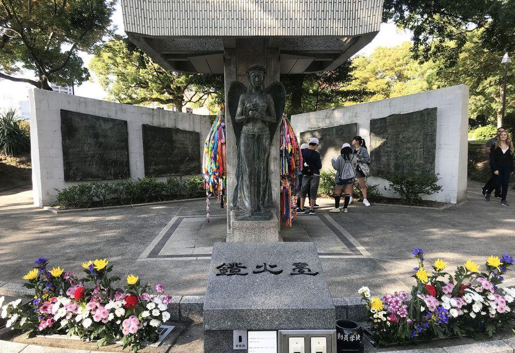 Qué ver en Hiroshima: Parque Memorial de la Paz - mejor época para viajar a Japón
