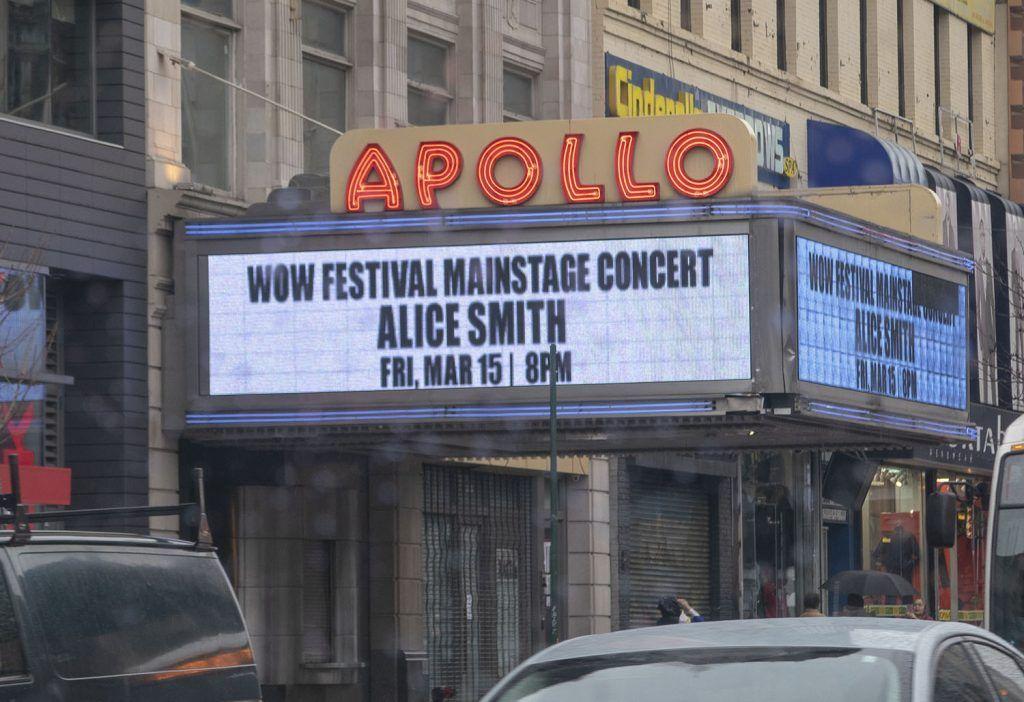 Qué ver y hacer en Harlem: Teatro Apollo