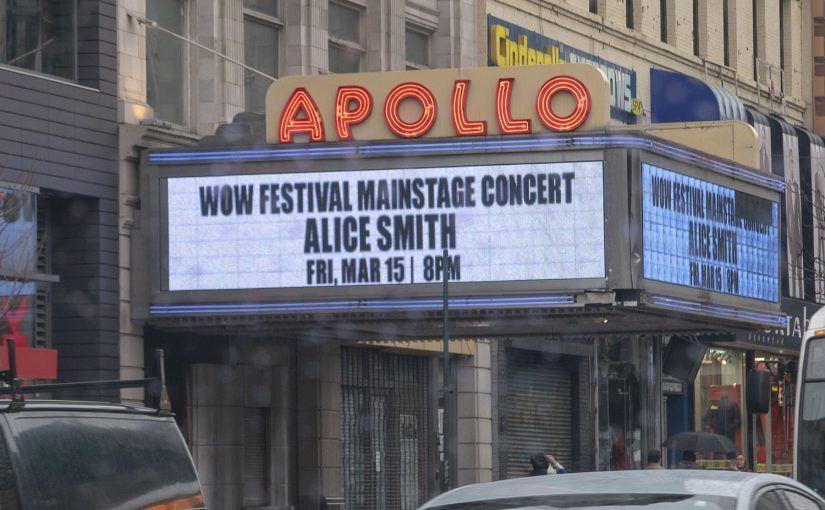 Qué ver y hacer en Harlem: Teatro Apollo - tour de contrastes